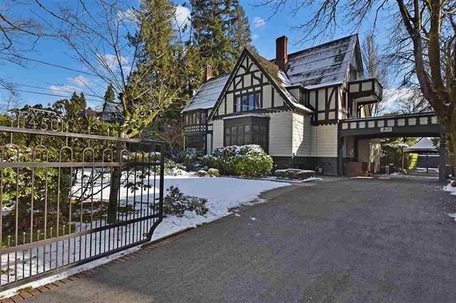 1450 ANGUS DRIVE - Shaughnessy - Vancouver