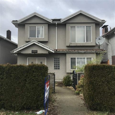 5341 JOYCE STREET - Collingwood - Vancouver