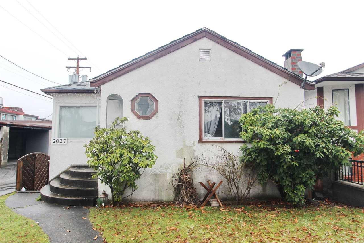 2027 E 44TH Killarney VE, Vancouver (R2241345)