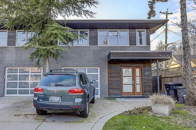 2837 ST. GEORGE STREET - Mount Pleasant - Vancouver