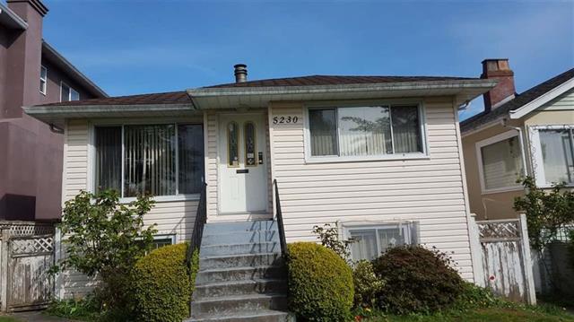 5230 RHODES STREET - Collingwood - Vancouver