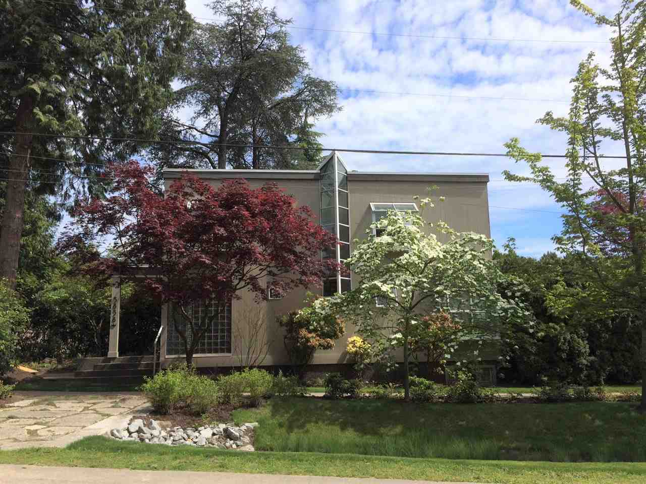 5858 CROWN STREET - Southlands - Vancouver