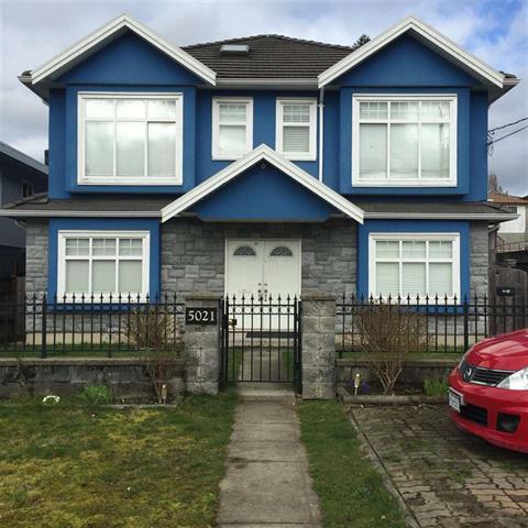 5021 RUPERT STREET - Collingwood - Vancouver