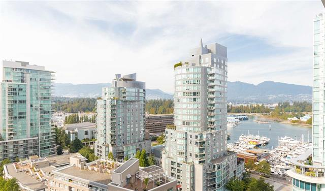 1402 1499 W PENDER STREET - Coal Harbour - Vancouver