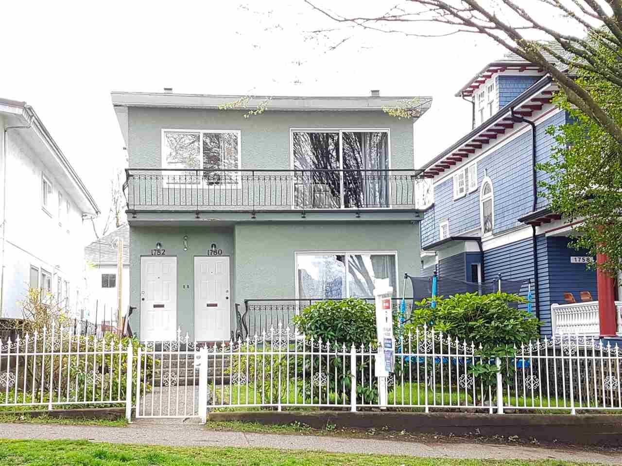 1780 VENABLES Grandview VE, Vancouver (R2255894)