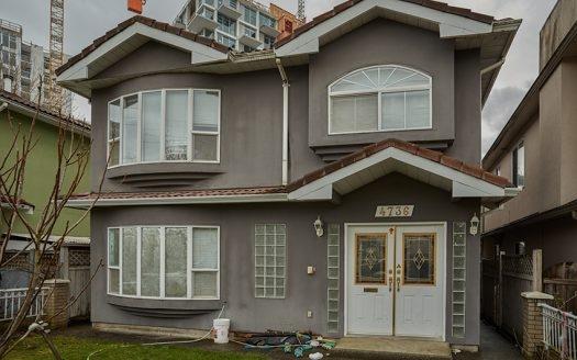 4736 GLADSTONE STREET - Victoria - Vancouver