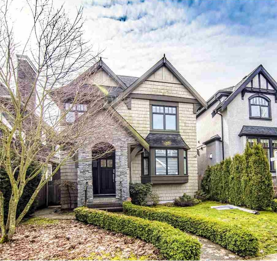 4682 W 6TH Point Grey, Vancouver (R2259063)