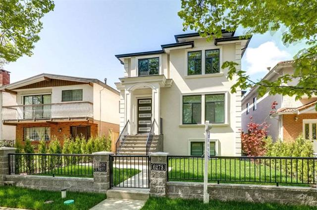 6273 ST. CATHERINES STREET - Fraser - Vancouver