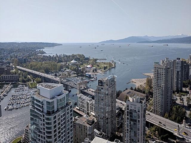5503 -  1480 HOWE #5503 Yaletown, Vancouver (R2262276)