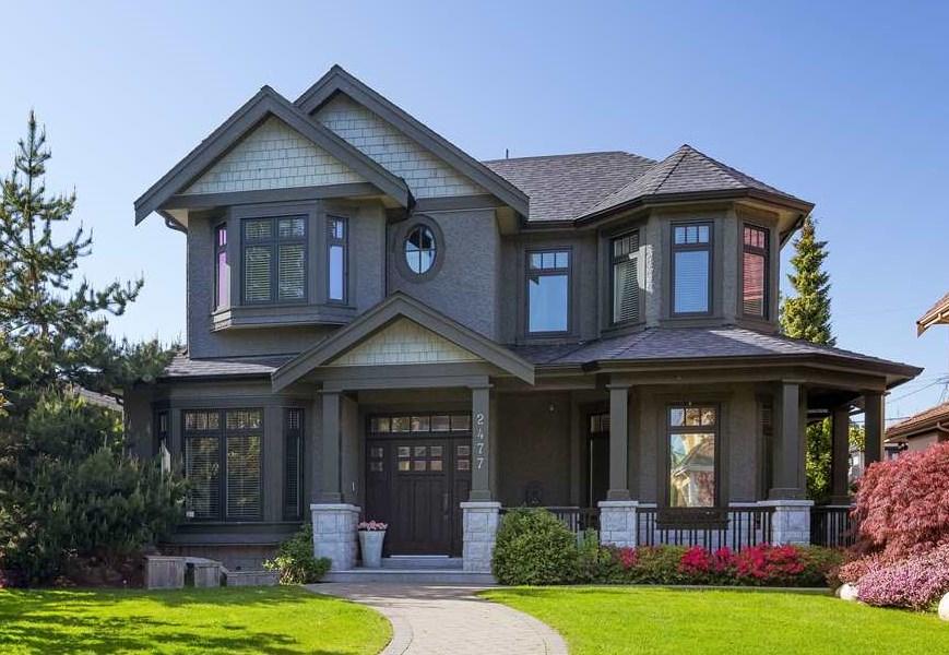 2477 MCBAIN Quilchena, Vancouver (R2264498)