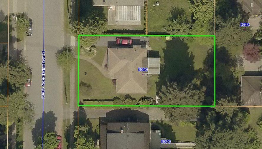 5550 BALACLAVA Kerrisdale, Vancouver (R2266231)