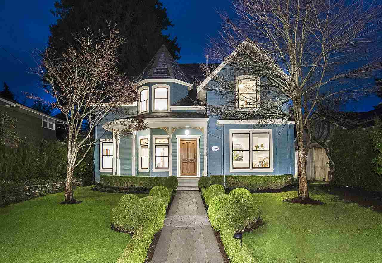 1060 W 22ND Pemberton Heights, North Vancouver (R2268333)