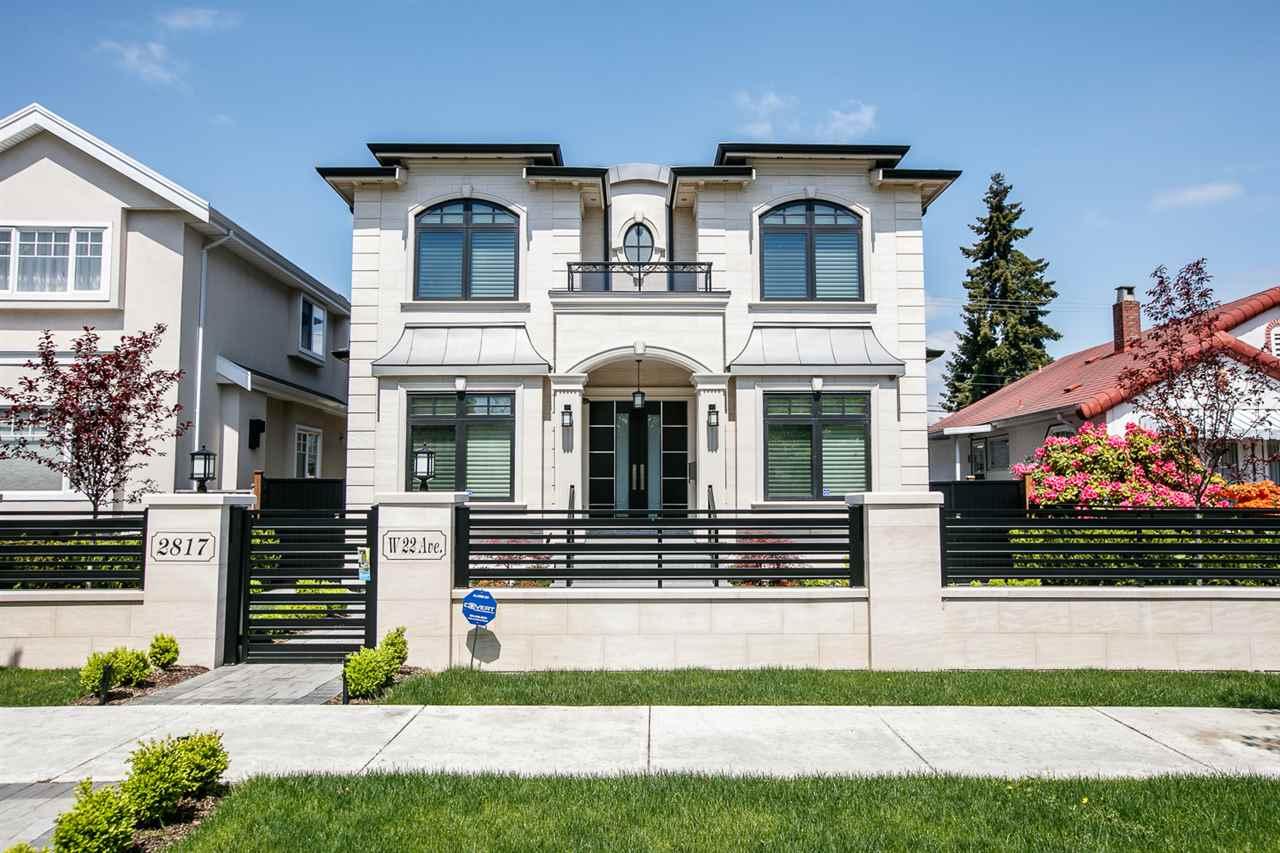 2817 W 22ND Arbutus, Vancouver (R2268350)