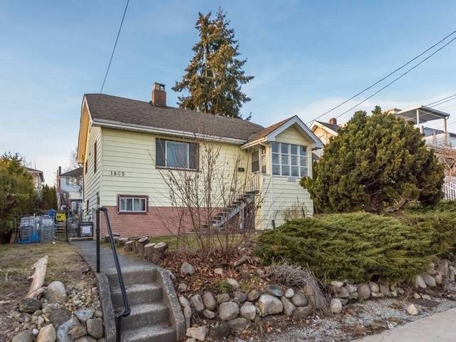 1805 EIGHTH West End NW, New Westminster (R2270661)
