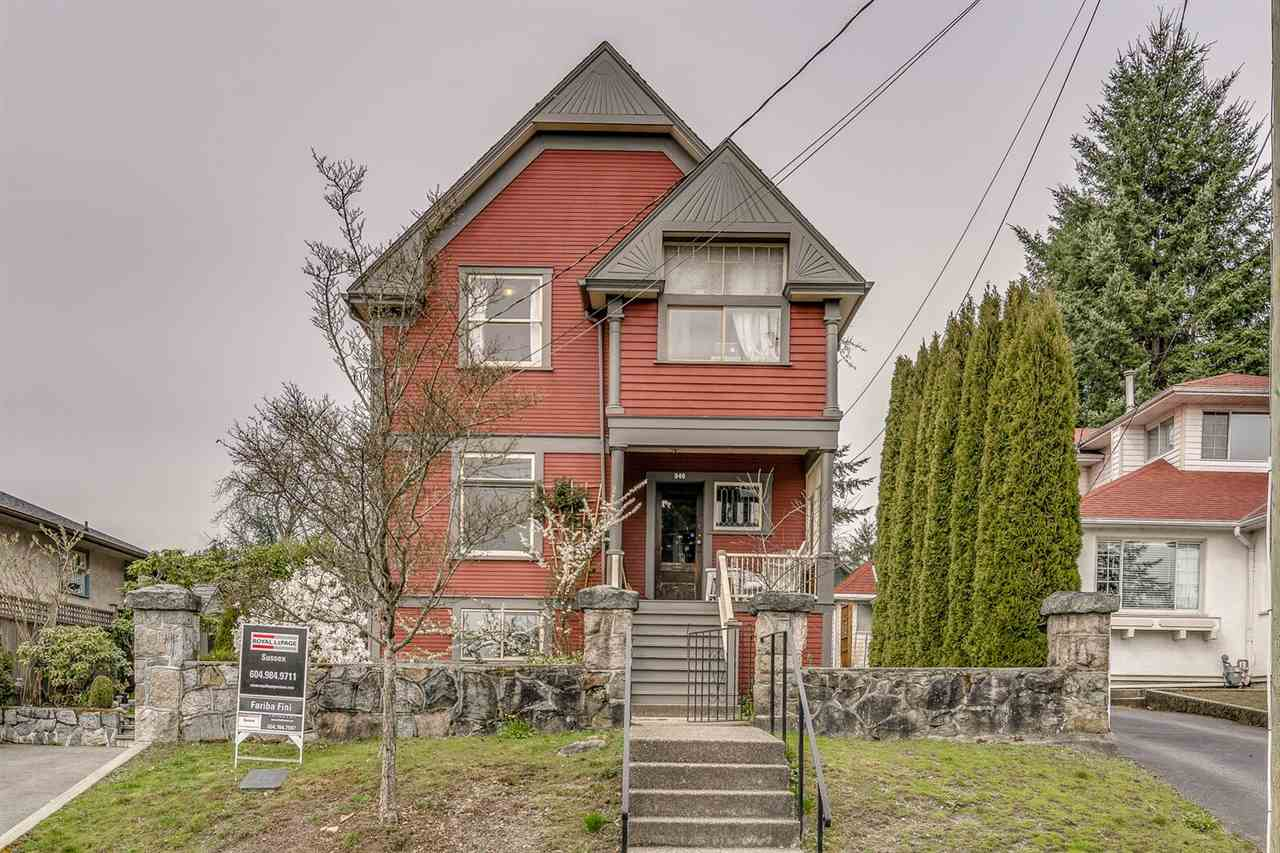 346 E 8TH Central Lonsdale, North Vancouver (R2271891)