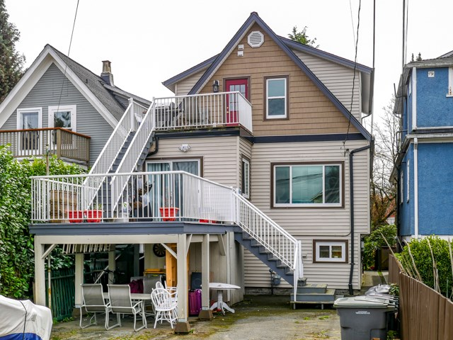 1143 E 13TH Mount Pleasant VE, Vancouver (R2272052)