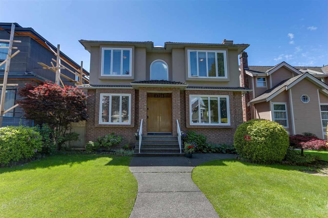 2728 W 23RD Arbutus, Vancouver (R2272605)