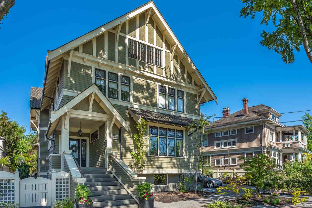 329 SECOND Queens Park, New Westminster (R2273307)