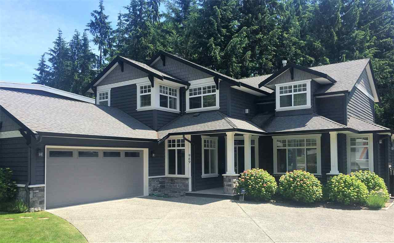 969 BELVEDERE Canyon Heights NV, North Vancouver (R2274922)