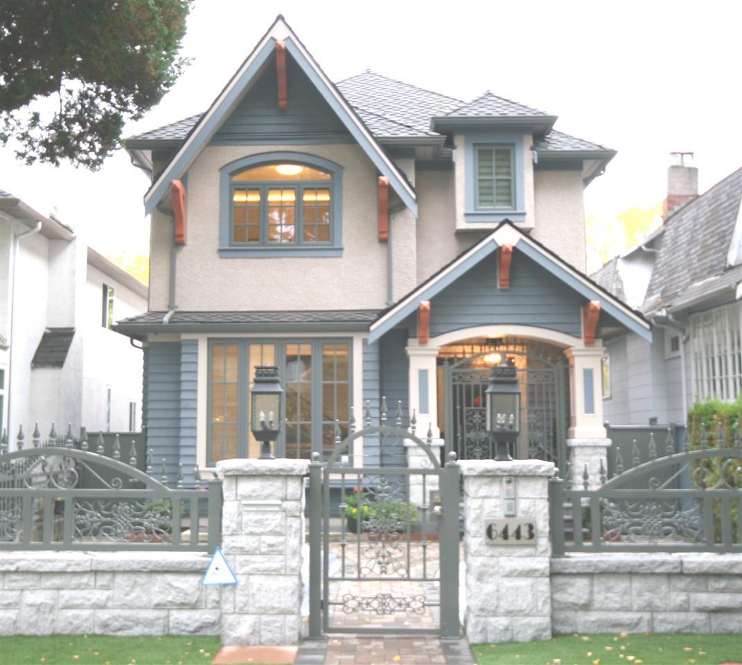 6443 CYPRESS Kerrisdale, Vancouver (R2275197)