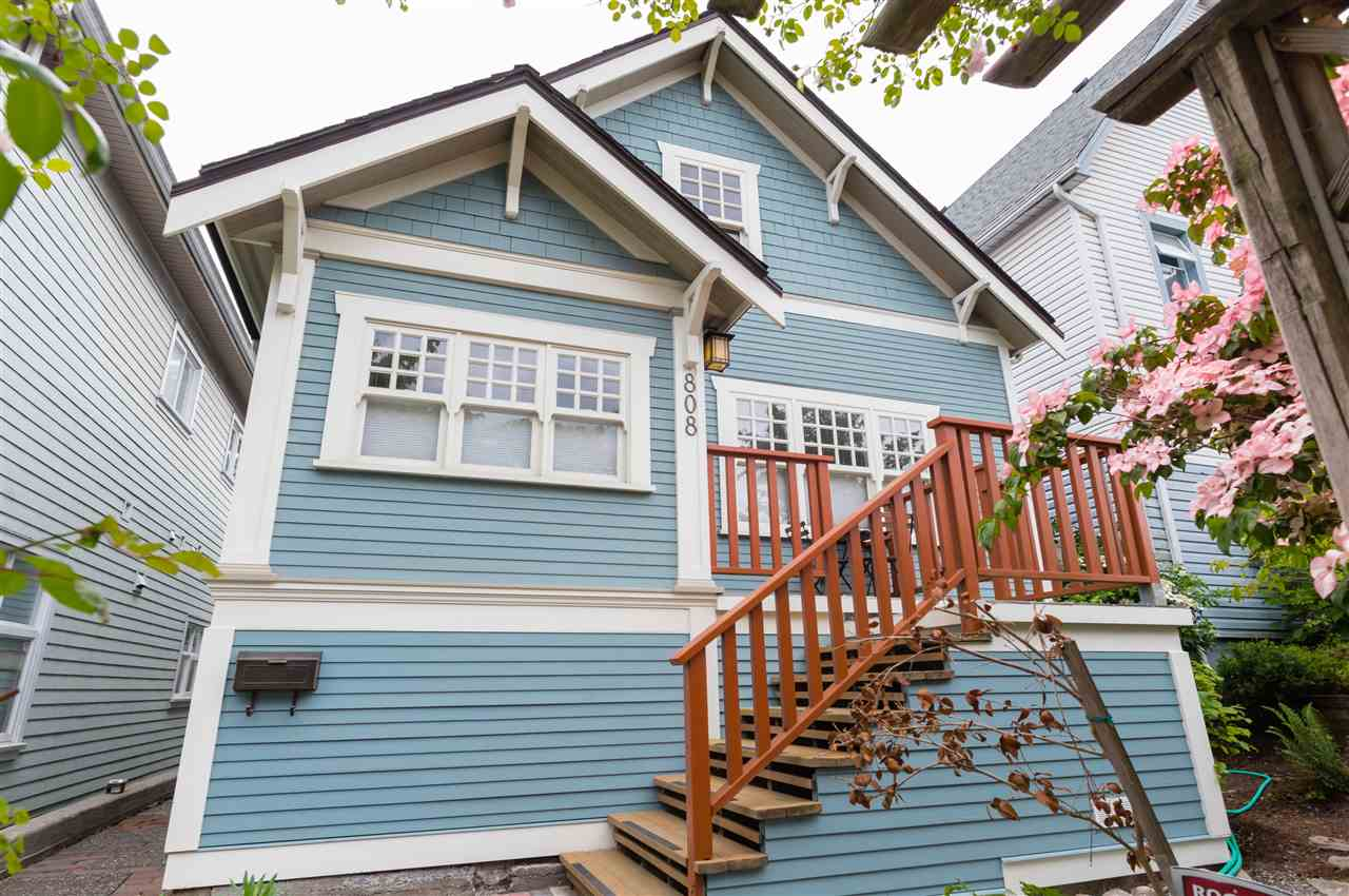 808 E 14TH Mount Pleasant VE, Vancouver (R2275948)