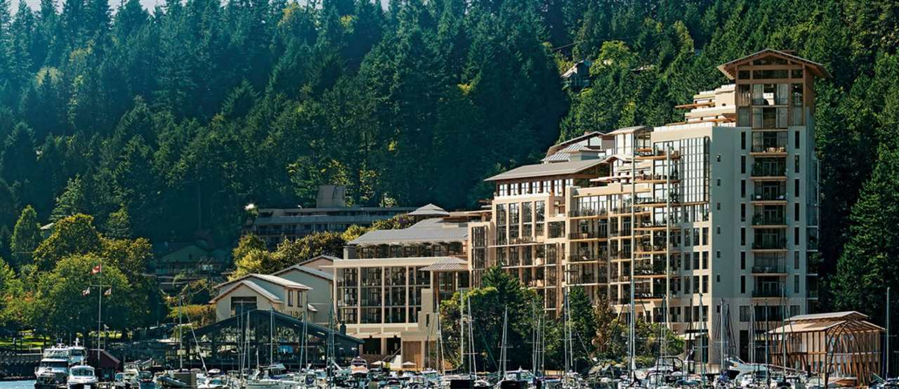 505 -  6687 NELSON #505 Horseshoe Bay WV, West Vancouver (R2277263)