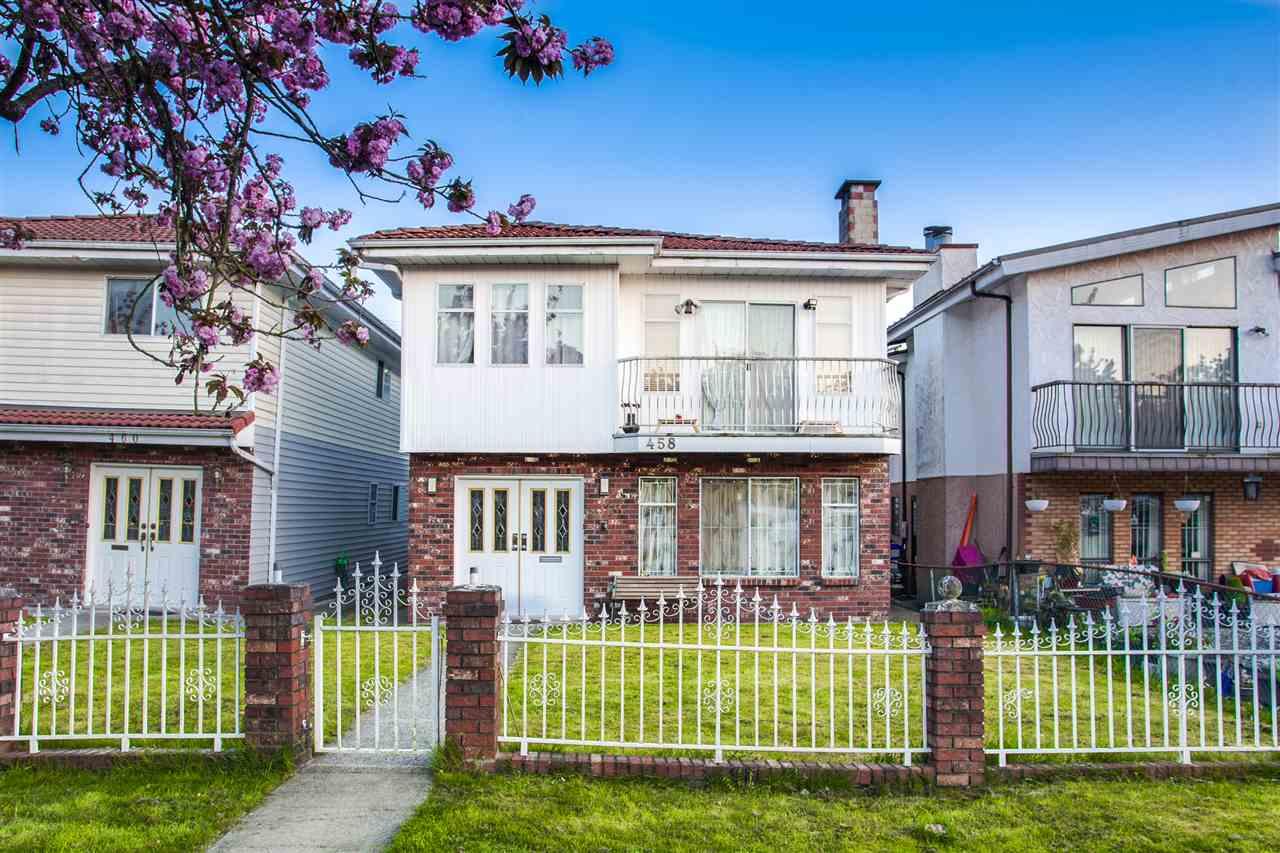 458 E 18TH Fraser VE, Vancouver (R2277369)