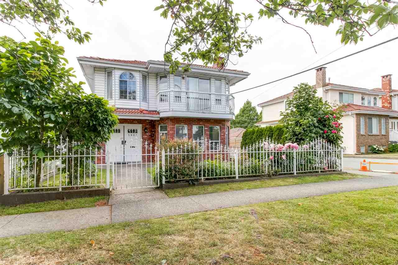 5801 MCKINNON Killarney VE, Vancouver (R2277740)