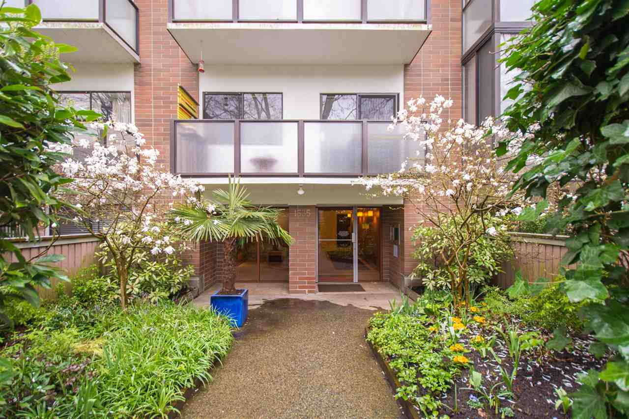 207 -  1535 NELSON #207 West End VW, Vancouver (R2277914)