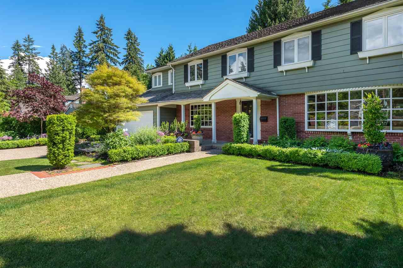 480 GORDON Cedardale, West Vancouver (R2279413)