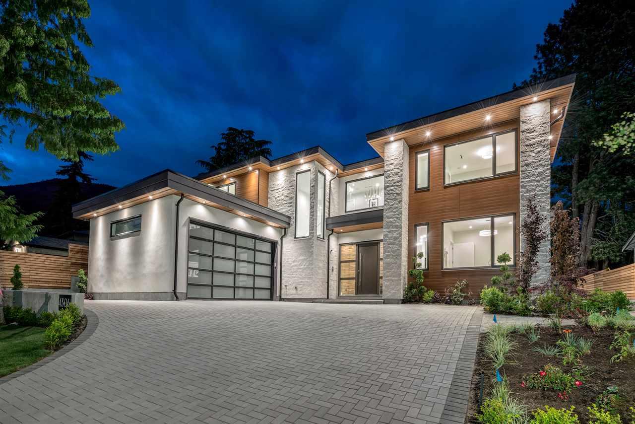 4306 HIGHLAND Forest Hills NV, North Vancouver (R2281285)