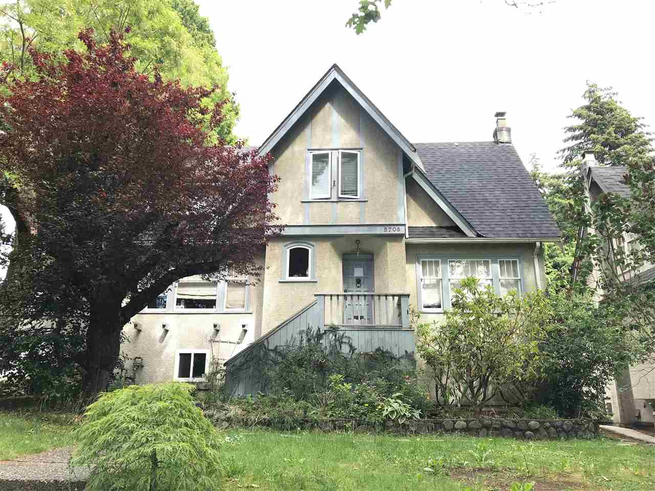 5708 ALMA STREET - Southlands - Vancouver
