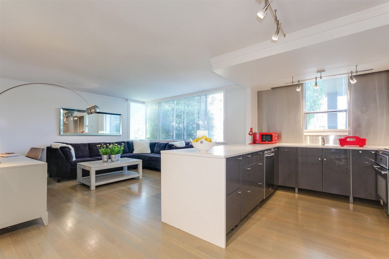 103 1250 BURNABY STREET - West End - Vancouver
