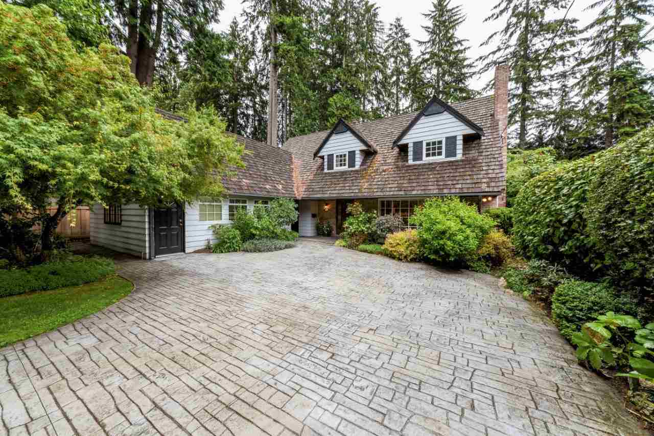4566 TIMBERLINE Canyon Heights NV, North Vancouver (R2284808)