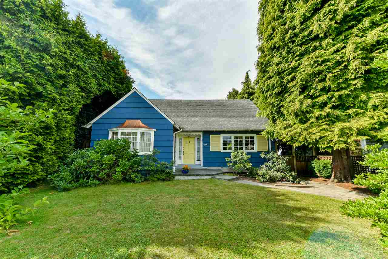 2496 W 18 AVENUE - Arbutus - Vancouver