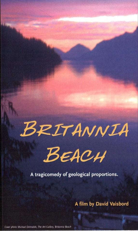 LOT 1 BRITANNIA BEACH,