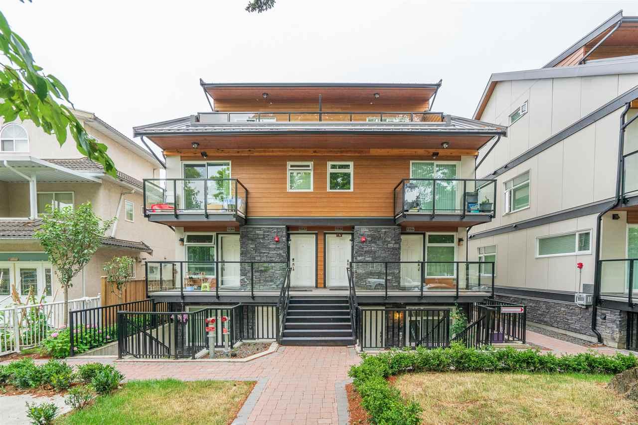 5188 CHAMBERS STREET - Collingwood - Vancouver