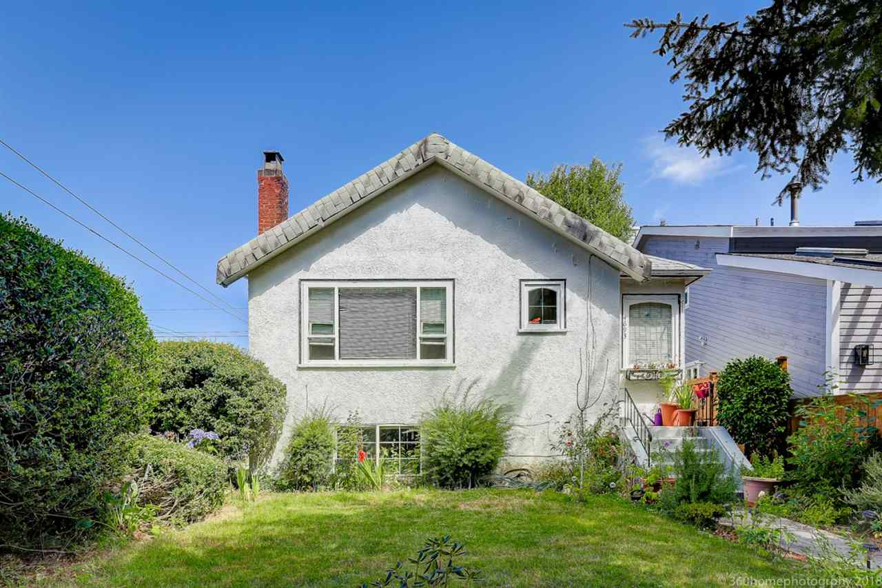 4693 W 8TH AVENUE - Point Grey - Vancouver