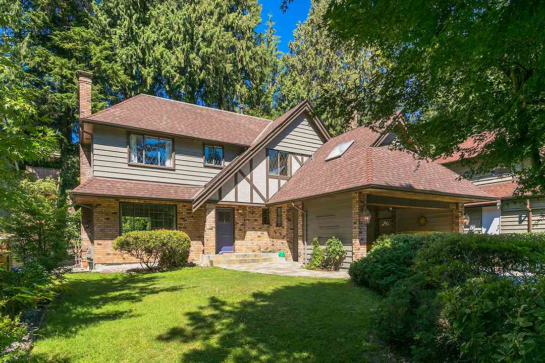 4541 MAPLERIDGE Canyon Heights NV, North Vancouver (R2289548)