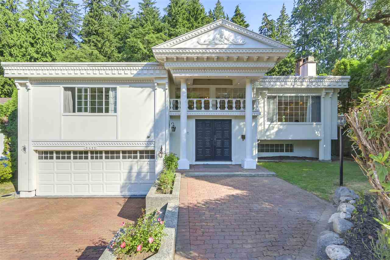 5411 CLIFFRIDGE Canyon Heights NV, North Vancouver (R2289564)