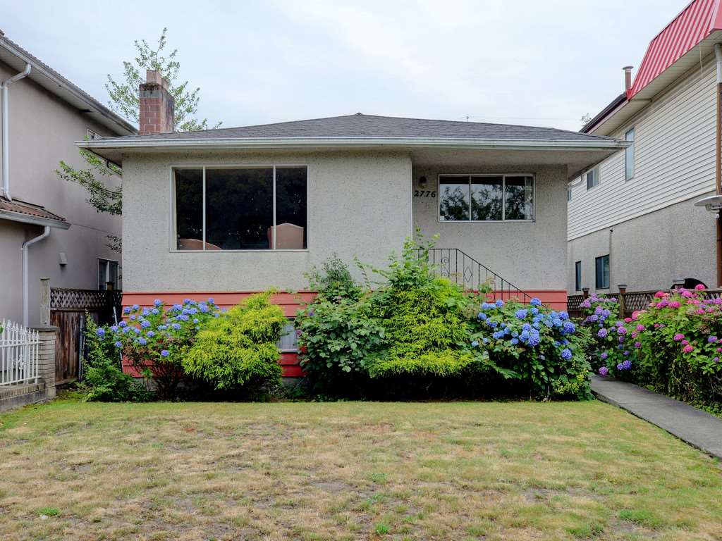 2776 E 25TH Renfrew Heights, Vancouver (R2290154)