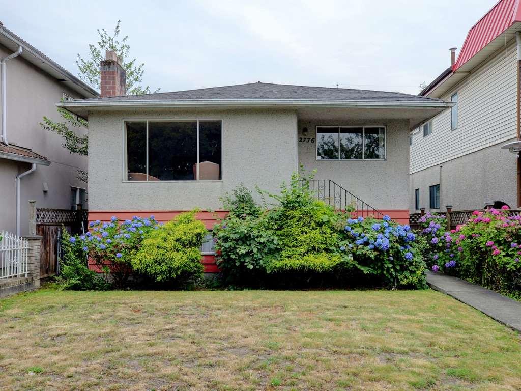 2776 E 25TH AVENUE - Renfrew Heights - Vancouver