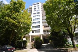502 1219 HARWOOD STREET - West End - Vancouver