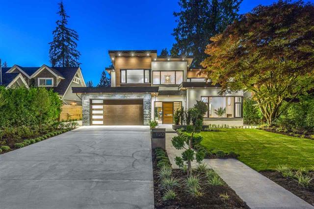 1120 TALL TREE LANE - Canyon Heights - North Vancouver