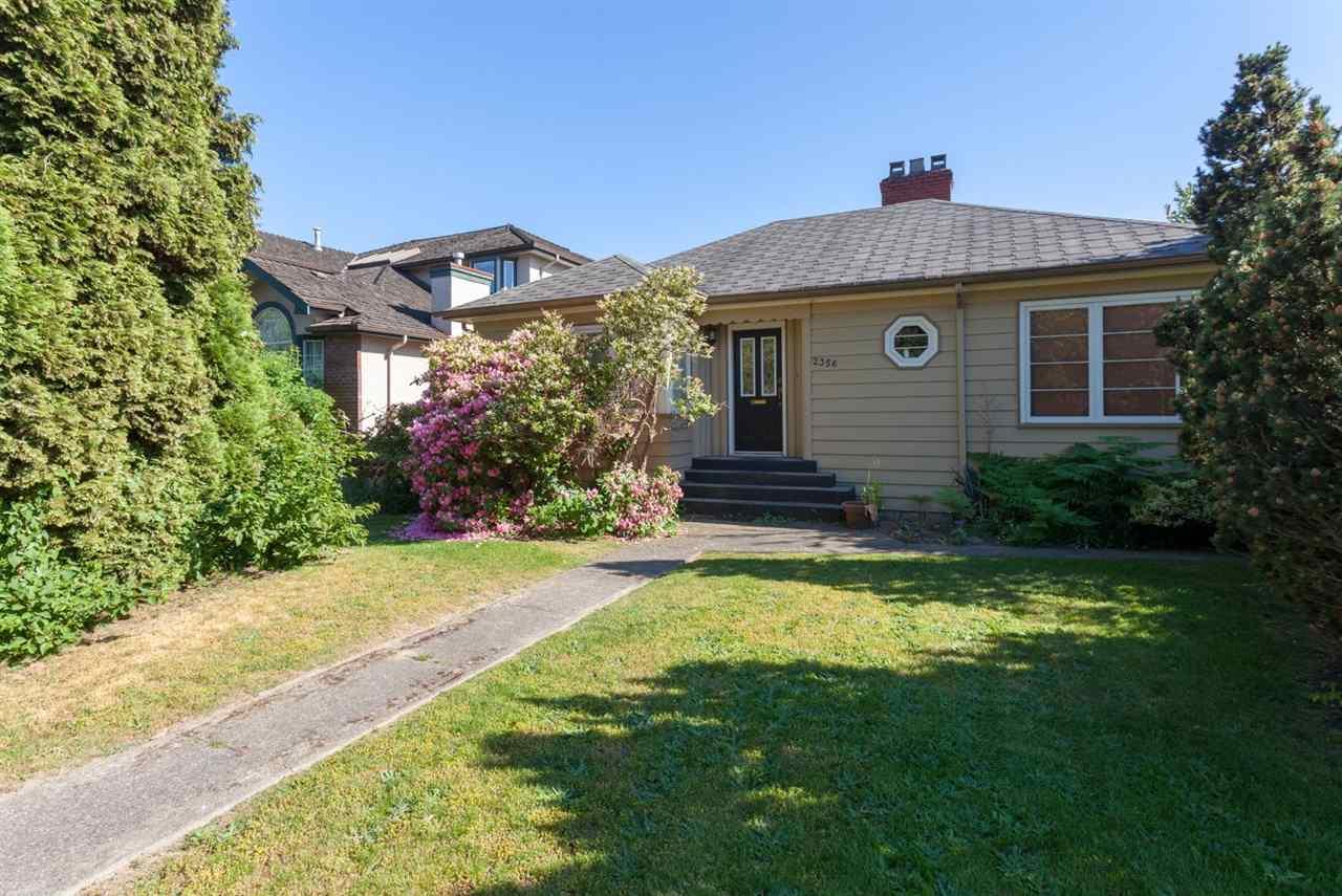 2356 W 16TH AVENUE - Arbutus - Vancouver