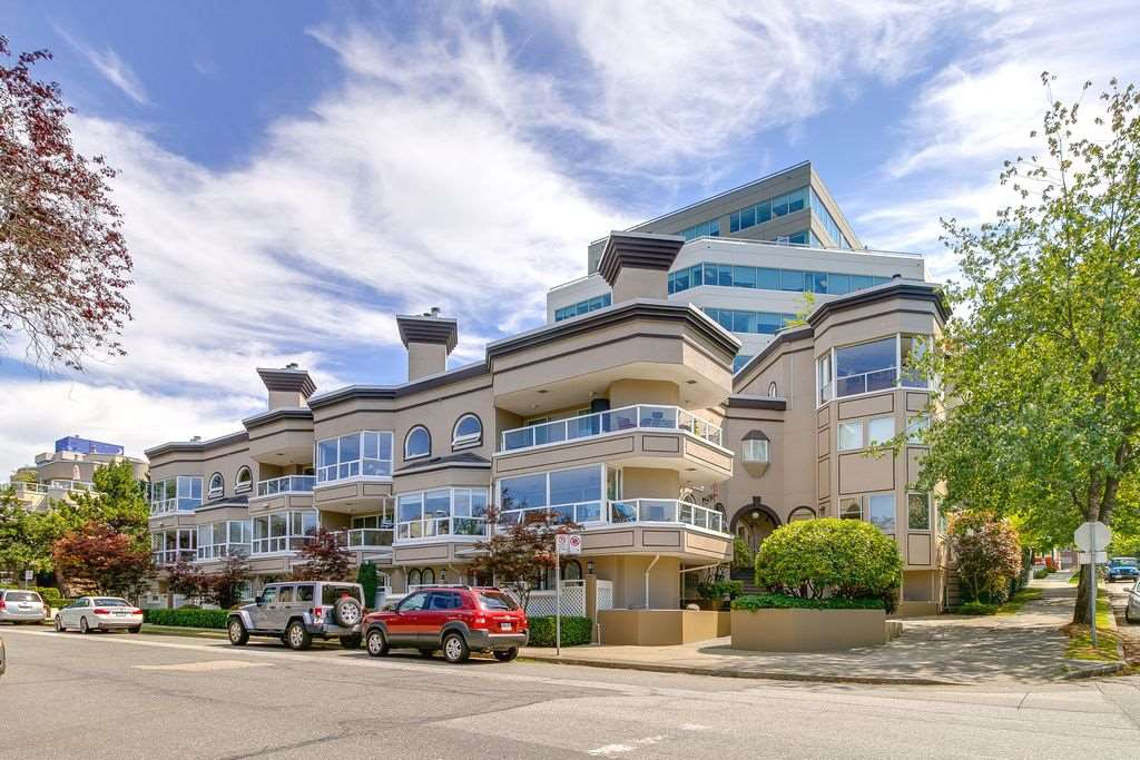 1294 W 8TH AVENUE - Fairview - Vancouver