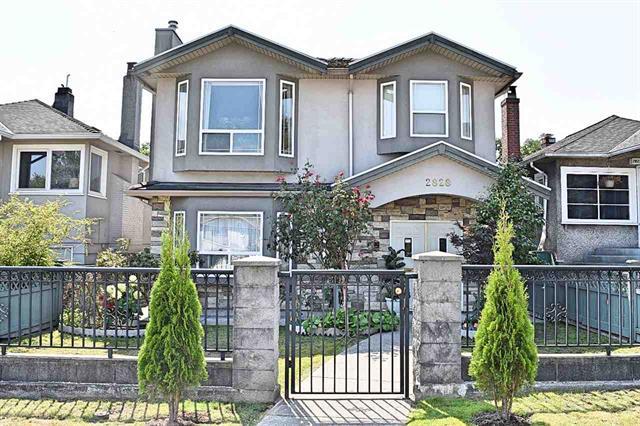 2828 MCGILL STREET - Hastings East - Vancouver