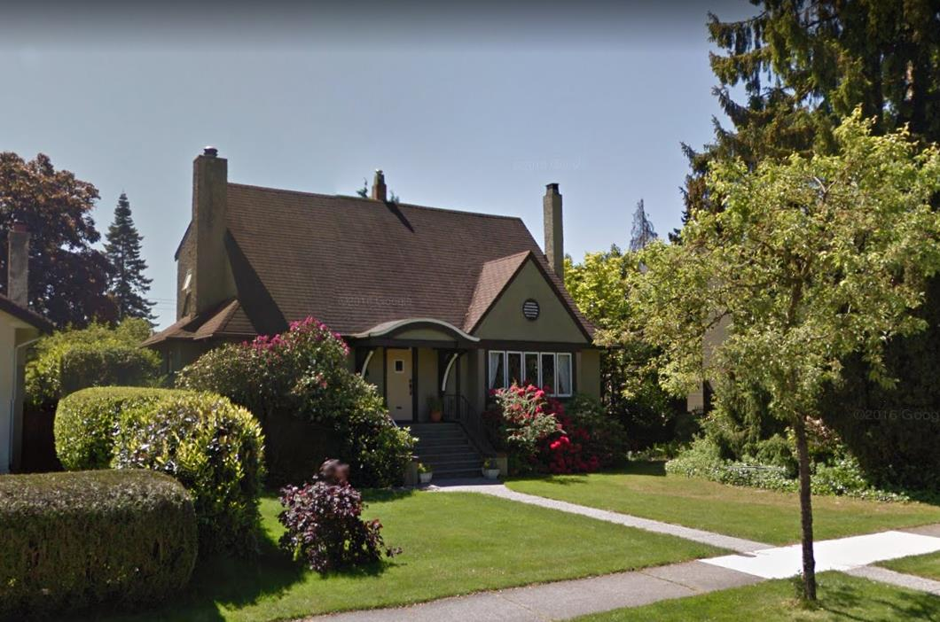 1160 W KING EDWARD AVENUE - Shaughnessy - Vancouver