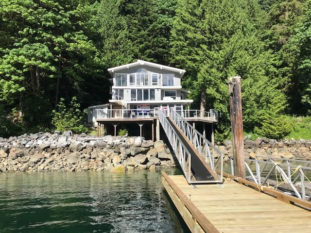 20 E OF CROKER ISLAND - Indian Arm - North Vancouver