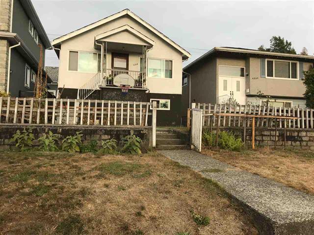 4248 SLOCAN STREET - Renfrew Heights - Vancouver